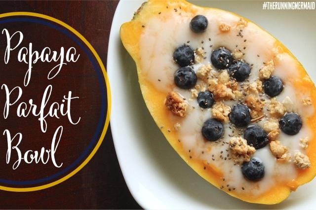 Papaya Parfait