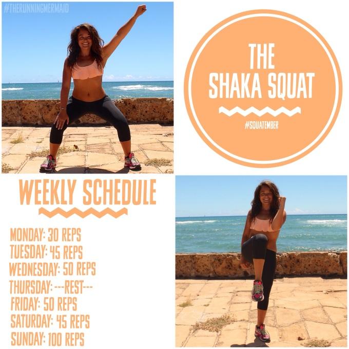 Shaka Squat