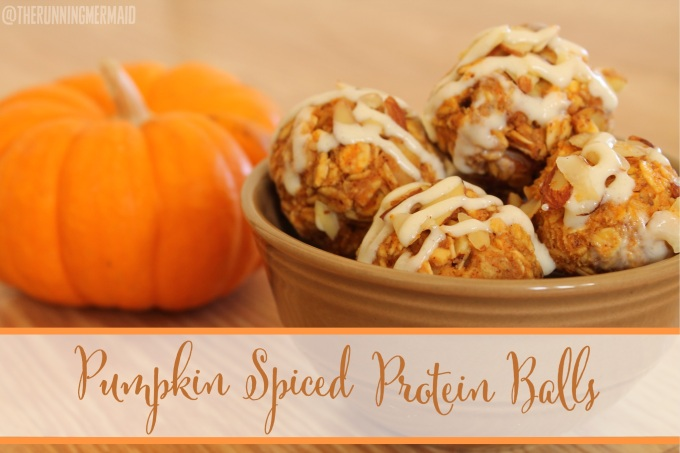 Pumpkin Spiced Balls